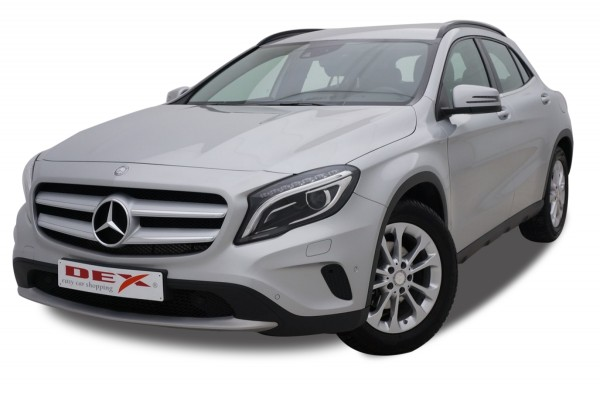 DEX - Mercedes GLA
